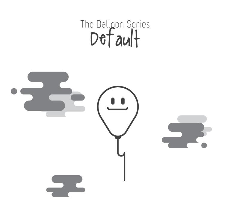 The balloon series - Default balloon