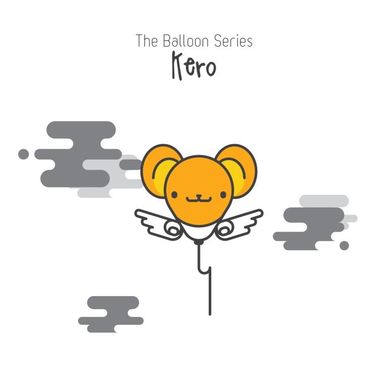 The Balloon Series - Kero