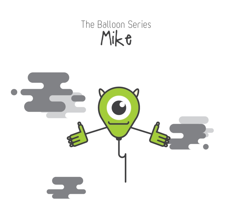 The Balloon Series - Mike