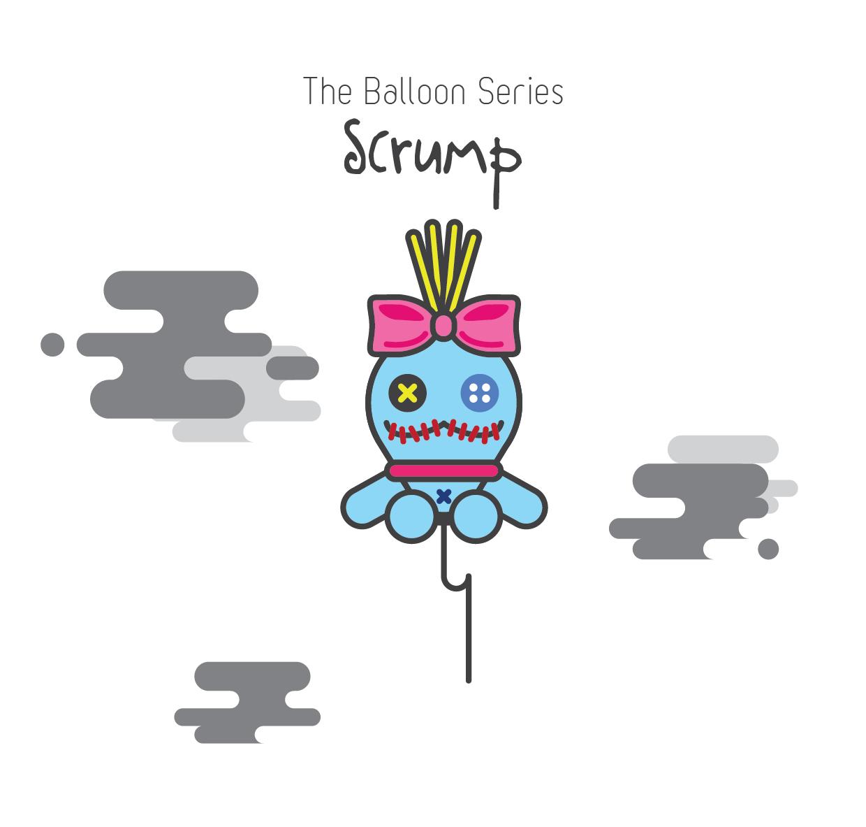 The Balloon Series - Scrump
