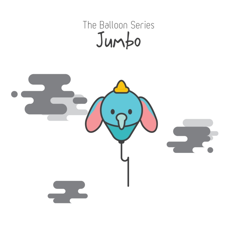 The Balloon Series - Jumbo (Failed)
