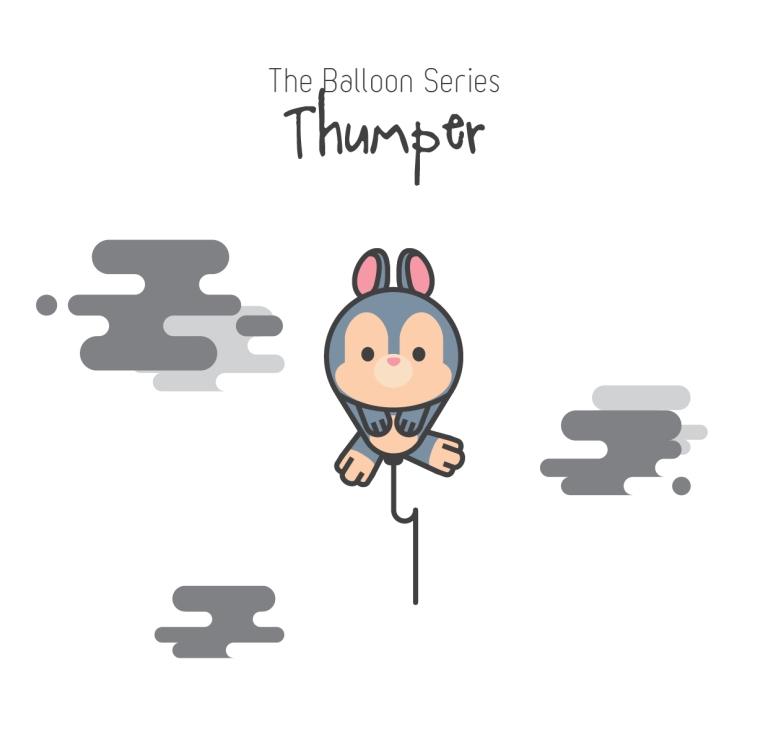 The Balloon Series - Thumper